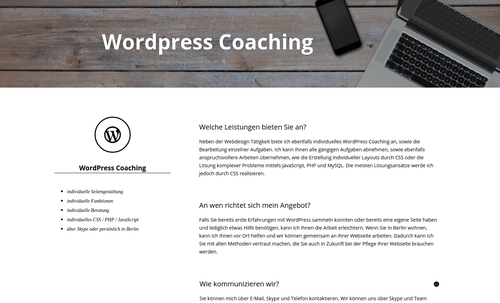 wordpress-coaching